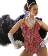 Festa Burlesque abbigliamento