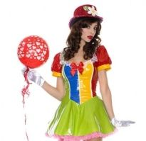 Costume Clown Circo