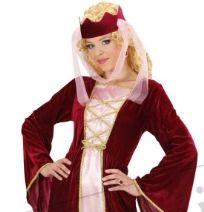 Costume dama medievale