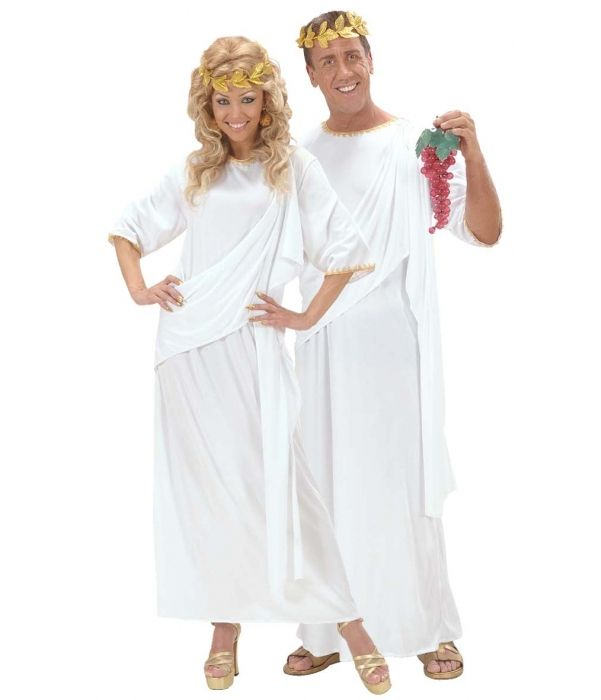 Toghe unisex per party in Toga