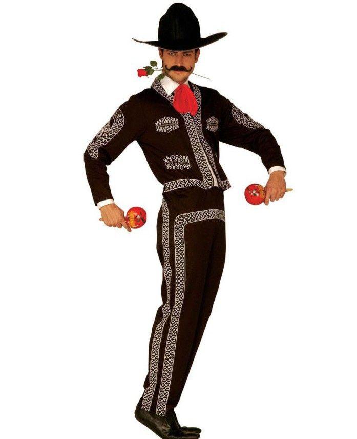 costume-mariachi-messicano