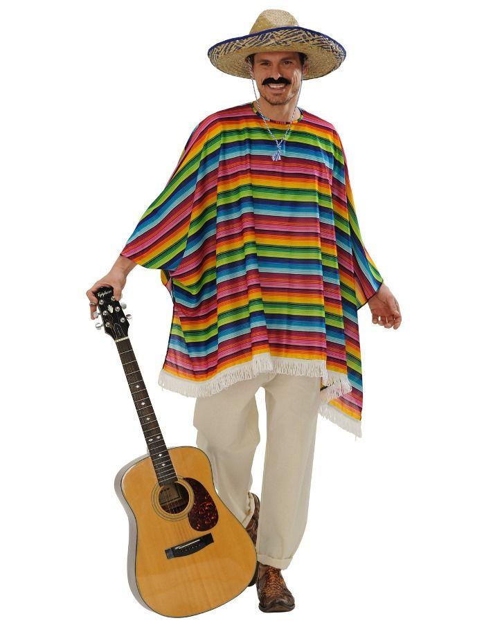 poncho-messicano