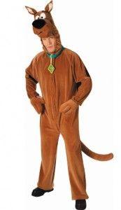 Costume Scooby Doo Cartoon